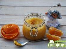 Aromatyczny dżem pomarańczowy
