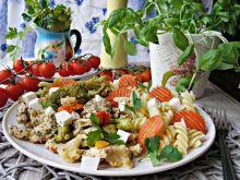 Aromatyczny kurczak w ziołach i cytrynie