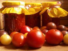 Aromatyczny sos pomidorowy do pizzy i spaghetti