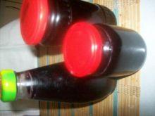 Aromatyzowany ocet owocowy - wiśniowy