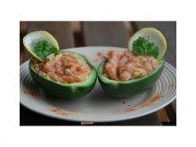 Awokado z guacamole