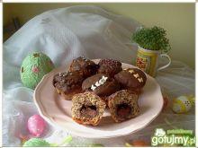 Baaaaardzo czekoladowe babeczki
