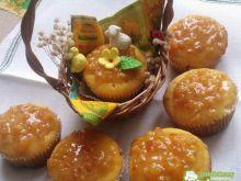 Babeczki bardzo pomarańczowe