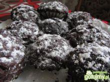 Babeczki czekoladowo- kakaowe