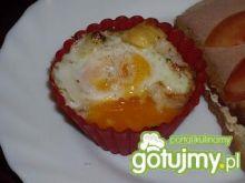 Babeczki jajeczne na śniadanie