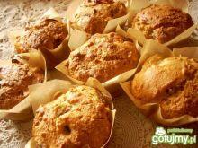 Babeczki muffinkowe ze śliwkami
