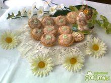 Babeczki pod kokosową pierzynką