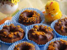 Babeczki pomarańczowo- czekoladowe
