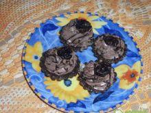 Babeczki z masa czekoladową