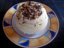Babeczki z miseczki z czekoladą