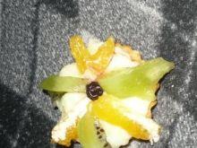 Babeczki z owocami nadziewane