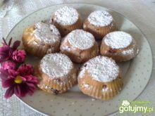 Babeczki z owocami wg Megg