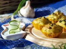 Babeczki ziemniaczane z sosem tzatziki