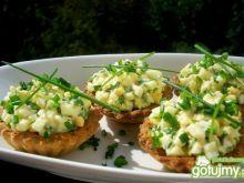 Babeczki ziołowe z jajkiem