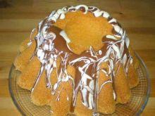 Babka Cytrynowa ~~ czekoladowy wulkan