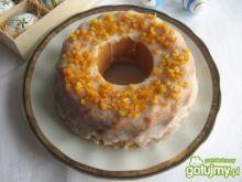 Babka cytrynowa z lukrem cytrynowym 3