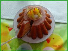 Babka cytrynowa z majonezem