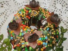 Babka cytrynowo-kakaowa