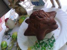 Babka czekoladowa z dodatkiem oleju