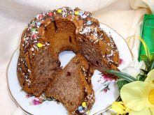 Babka czekoladowa z płatkami jaglanymi