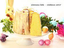 Babka gotowana Wielkanoc