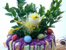 Babka gotowana Wielkanocna