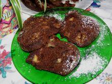 Babka kakaowa z jabłkiem