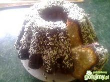 Babka kokosowa wg goyaczek