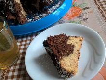 Babka kokosowo-czekoladowa