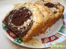 Babka kokosowo-kakaowa