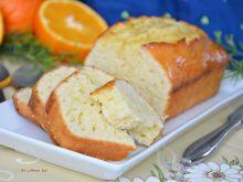 Babka piaskowa z nutą pomarańczy (na śmietanie)