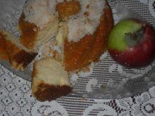 Babka ponczowa z kokosem