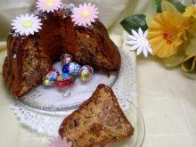 Babka z chałwą i majonezem