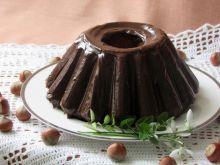 Ciasto z orzechami laskowymi