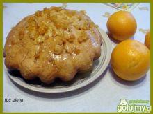 Babka z pomarańczami