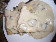 Babka ziemniaczana z cebulą
