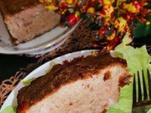Babka ziemniaczana z mięsem mielonym