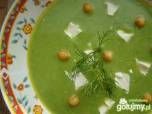 Bagienna zupa Nigelli