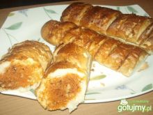 Bagietka czosnkowo-paprykowa
