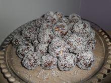 Bajaderki kawowo - orzechowe