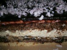 Bakaliowe ciasto