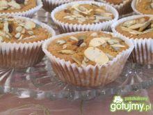 Bakaliowe muffinki na jogurcie