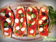 Bakłażan alla pizzaiola