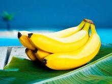 Banan jest dobry na wszystko