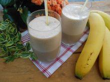 Bananowa kawa mrożona