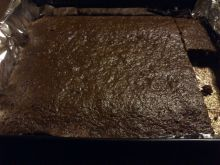 Bananowe brownie