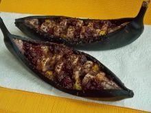 Bananowe łódeczki