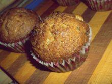 Bananowe muffiny wg. Nigelli