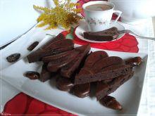 Bananowo-daktylowe brownie w wersji light