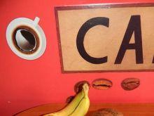 Bananowo - kakaowe muffinki